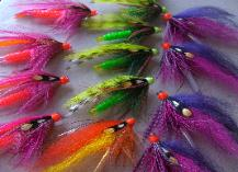Flex Tube Flies
